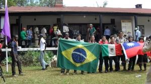 Brasil México scout